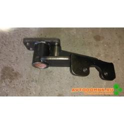 Кронштейн тормозной камеры левый (Канаш) (под кулак L-250) 16-3501121