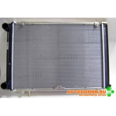 Радиатор охлаждения 2-х рядный (ШААЗ) ГАЗель Бизнес 33027Ш-1301010