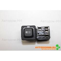 Кнопка вентилятора отопителя ГАЗ-3307 ГАЗ-3307 3832.3710-02.15 АВАР г.Псков