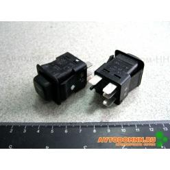 Клавиша выключатель массы 24В ЛИАЗ 3842.3710-08.39