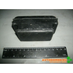 Опора (подушка средняя) задней рессоры нижняя/передней рессоры верхняя Г53 52-2902431 Са...