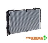 Радиатор охлаждения ВАЗ-2170-2172 с кондиционером Panasonic (алюминий) LUZAR ВАЗ LRc 01272b LUZAR