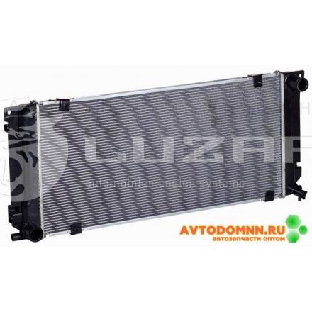 Радиатор охлаждения (алюминий) LUZAR Газель NEXT LRc 0322b LUZAR