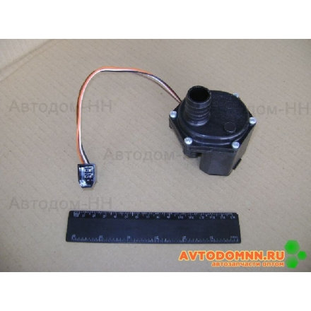 Кран отопителя электрический ГАЗ-3302, Валдай РКНУ.8109030
