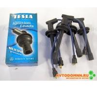Провода в/в дв.406 с наконечниками (силикон) (Тesla) T712S Tesla (Чехия)