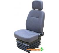 Сиденье водителя (в сборе) СВ-11 (механика без ремня без-ти) ПАЗ 11.6800010 СВ-11 Павлово