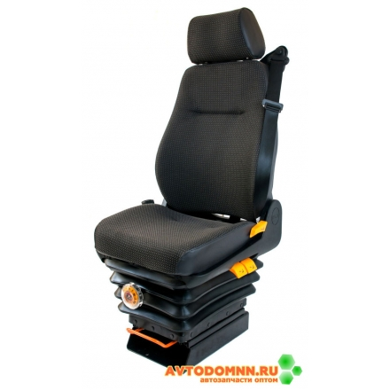 Сиденье водителя СВ-12РП (механика с ремнем без-ти) ПАЗ-3204 6800010-7 СВ-12 Павлово