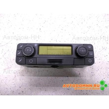 Блок управления отопителя электрический с кондиционером (Автокомпонент) ГАЗель Бизнес 2705.8121020