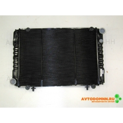 Радиатор охлаждения 1 рядный дв.405 (пластиковый бачок) под рамку (Лихославль) ГАЗ-3302 ...
