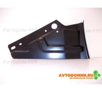 Кронштейн крепления переднего бампера боковой левый ГАЗель Бизнес 3302-2803061-10 ОАО ГАЗ