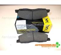 Колодки тормозные передние ГАЗ (ТИИР) G-PART ГАЗель Next A21R23-3501800-01