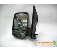 Зеркало заднего вида наружное левое (электропривод и обогрев) ГАЗель Next А21R23.8201021-30