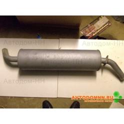 Глушитель (дв. 245) Евро-3 G-Автоглушитель G-PART ГАЗ-33104 .АК33104-1201005