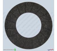 Накладка сцепления ИКАРУС-250, 256, 260, 280 б/асб 018.01-1601138-02 не сверленые ФРИТЕКС