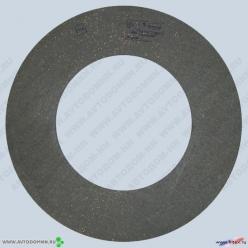Накладка сцепления КамАЗ, УРАЛ, ЛАЗ (4,5мм) асб 14-1601138-10 не сверленые ФРИТЕКС