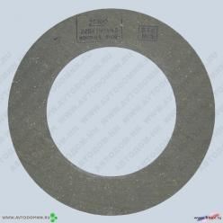 Накладка сцепления для различных механизмов асб 225х140х4,5 не сверленые ФРИТЕКС