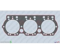 Прокладка головки блока ЯМЗ-236 ПРЕМИУМ б/асб 236-1003210 (714-63-02) с герметиком ФРИТЕКС