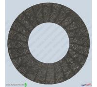 Накладка сцепления трактора ЮМЗ-6 и модификации б/асб 36-1604047Б1-02 не сверленые ФРИТЕКС