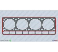 Прокладка головки блока ГАЗ-2410, ГАЗ-3102 СТАНДАРТ индивидуальная упаковка 4021-1003020 (714-83-04) с герметиком ФРИТЕКС