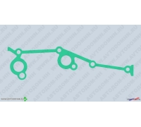Прокладка крышки цепи левая ГАЗ дв.405,406 ЕВРО-3 б/асб 40624.1002067 (717-60-01) ФРИТЕКС