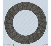 Накладка сцепления ГАЗ с двигателем Штайер б/асб 4301-1601138-01 сверленые ФРИТЕКС