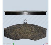 Колодки тормозные ЗИЛ-5301 Бычок б/асб 5301-3501090 передние ФРИТЕКС