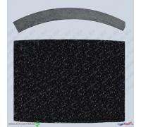 Накладки тормозные КамАЗ-5511, 53212, 4310 б/асб 5511-3501105-01 не сверленые ФРИТЕКС