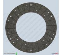 Накладка сцепления трактора МТЗ-50, 80, 82, 100 б/асб 70-1601138-02 сверленые ФРИТЕКС