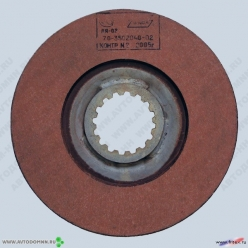 Комплект дисков тормозных трактора МТЗ-50, МТЗ-80 70-3502040-02 с карк в упаковке 4шт ФР...