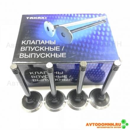 Клапаны впускные ЗМЗ-402, 511, УМЗ-417, 420, к-т 4шт. G-PART (фирм. упак.) УМЗ-421 GP.4021.3906593