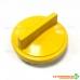 Крышка маслозаливной горловины ЗМЗ 406 (желтая) (подходит на ЗМЗ-402/511) 406.1009146