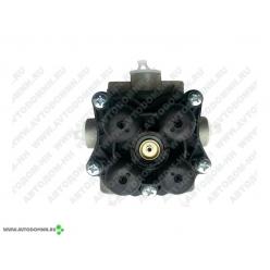 Клапан 4х контурный защитный (аналог AE4616, 4612) ЛИАЗ 05.02.010 YUMAK