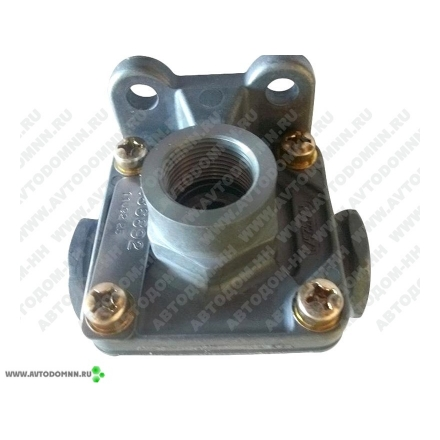 Регулятор давления воздуха 12 BAR VOLVO 1189396000 Knorr-Bremse