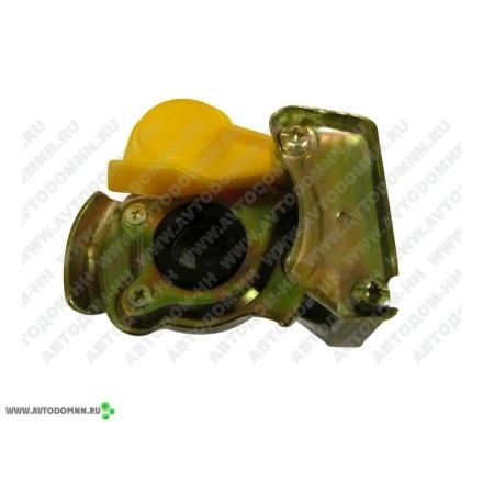 Головка соед. ПАЛМ M22x1, 5 Желт без клапана прицеп 4006043280 WABCO
