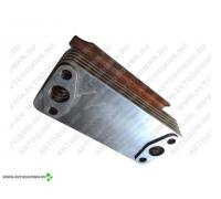 Маслоохладитель ISF3.8 ISF3.8, Валдай, ГАЗ, ПАЗ 4990291 Cummins