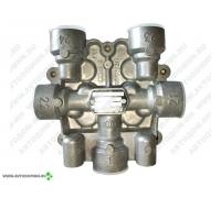 Защитный клапан 4-х контурный II37460 MAN AE4609 Knorr-Bremse