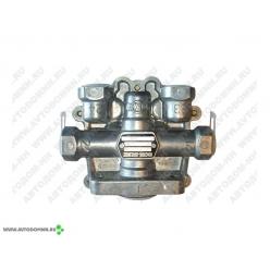 Защитный клапан 4-х контурный II38802F MAN, IVECO, аналог Wabco 97166254 AE4613 Knorr-Br...
