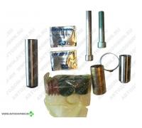 Рем. комплект направляющих втулок и уплотнений (резин.втулки) SB7 большой IVECO, MAN, Mercedes, SCANIA 4, ось BPW, SAF, ZF II328090062 Knorr-Bremse
