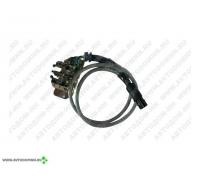 РМК ножного тормозного крана 5 211 18 006 0 ЛИАЗ 5256 электрическая часть RD5862200062