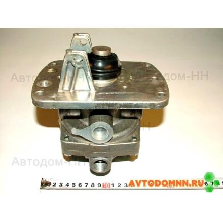 Главный тормозной кран нового образца К, МАЗ, ЗИЛ, УРАЛ, ЛИАЗ 100-3514108-10 аналог