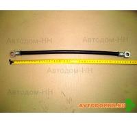 Шланг низкого давления Г-3309/ПАЗ/МАЗ ЕВРО-2 (длина -455 мм) ( кольцо-кольцо ) ПАЗ 245-1104180-А1-03 Балаково
