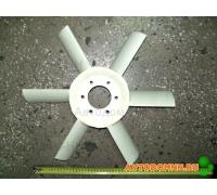 Вентилятор радиатора Д-245 (белый) 245-1308010