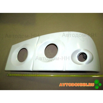 Облицовка блок-фары ПАЗ-3204 ( очки ) (левая) ПАЗ 3203-01-5301151 Павлово