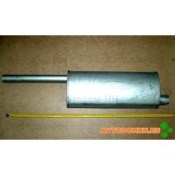 Глушитель с промежуточной трубой ПАЗ-3205 оригинал 3205-1201009-10