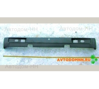 Бампер задний (серый) (пластиковый) ПАЗ 3205-2804014 Павлово