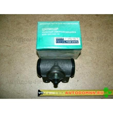 Цилиндр тормозной передний/задний ПАЗ-3205 (саморазводящий) ПАЗ 3205-3501040-10 ПЕКАР