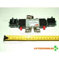 Клапан привода подножки 12В в сб ПАЗ-3205 (школьная программа) 358-011-02-G72M01 Camozzi