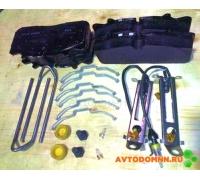 Комплект тормозных колодок ГАЗон NEXT (Wabco) Рем.комплект тормозных колодок для дискового тормоза WABCO серии MAXX17 6403170310 и 6403170320, ГАЗон NEXT 6403179292 WABCO