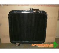 Радиатор охлаждения ПАЗ 4-х рядный (Лихославль) 111.1301010 Прамотроник ЗАО г.Лихославль