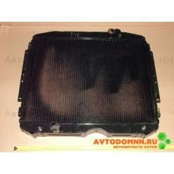 Радиатор охлаждения 2-х рядный (Лихославль) ГАЗ-33081, ГАЗ-3309 121.1301010-10 Прамотрон...